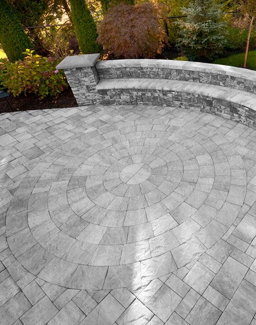 Slate Stone Circle Standard