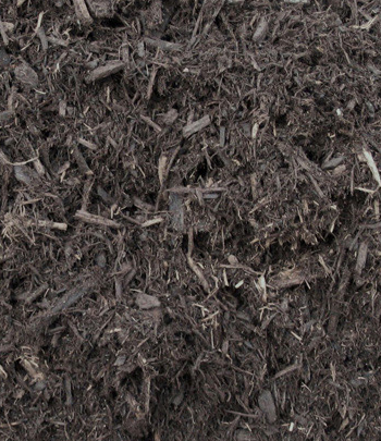 Triple Shredded Brown Mulch