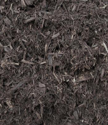 Triple Shredded Brown Mulch