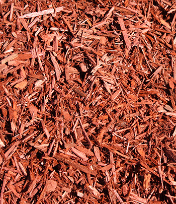 Triple Shredded Red Mulch